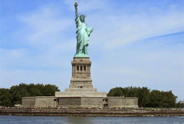 La Estatua de la Libertad - Nueva York