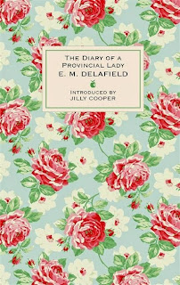 Funny Book for next themed read  The Diary of a Provincial Lady