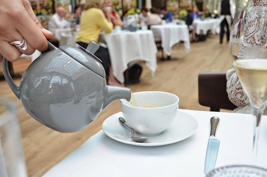 tea, Royal Opera House, paul hamlyn hall