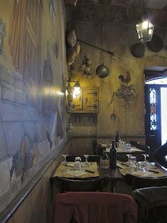 Osteria del Rugantino Rome