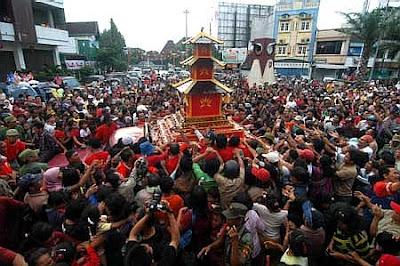 Upacara Sekaten Budaya Indonesia