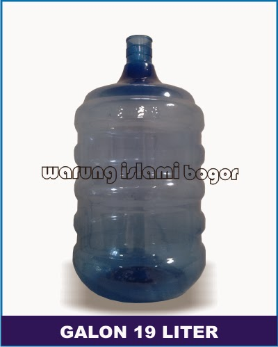 Jual Galon Air 19 Liter