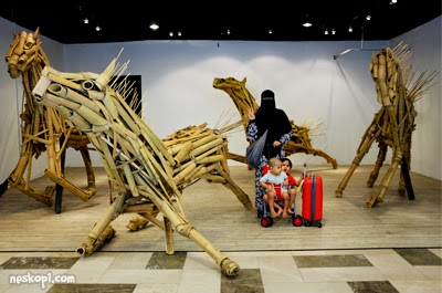 kuda buloh bamboo horse