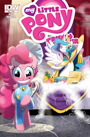 MLP Friends Forever #22 Comic