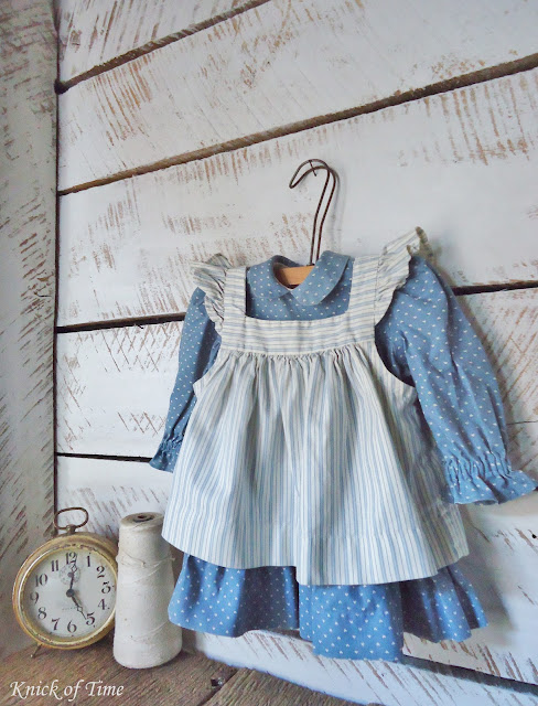 Vintage Baby Dress via Knick of Time