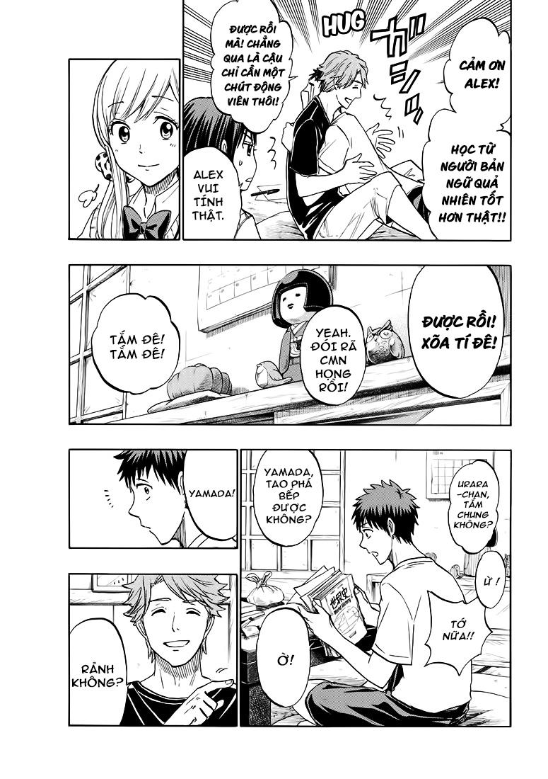 Yamada kun to 7 nin no Majo Chap 217 - Trang 11