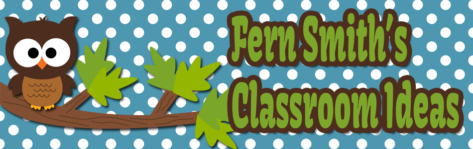 Fern Smith&#39;s Classroom Ideas!