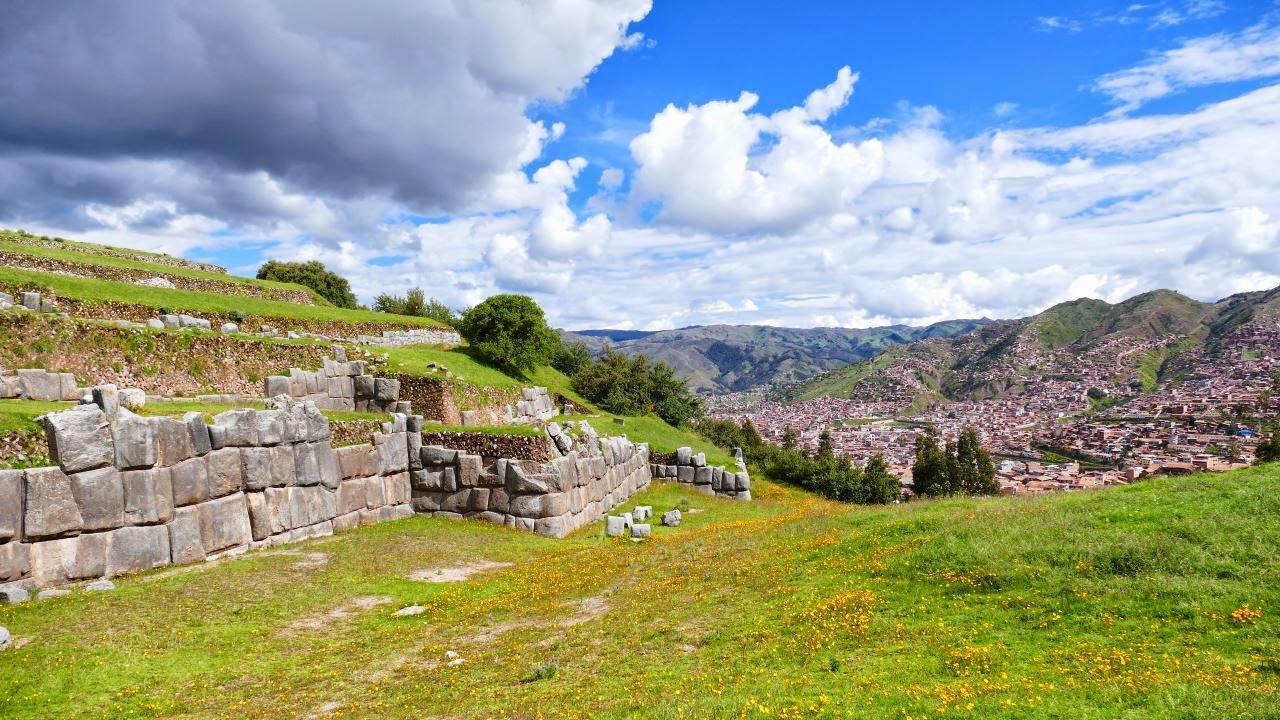 Cusco hat viel zu bieten, an historischen Bauten