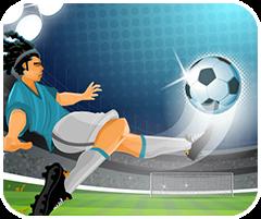 Game bóng đá 3D, chơi game bóng đá online