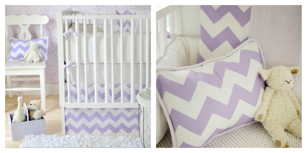 Cute All our chevron and polka dot bedding sets e with matching accessories