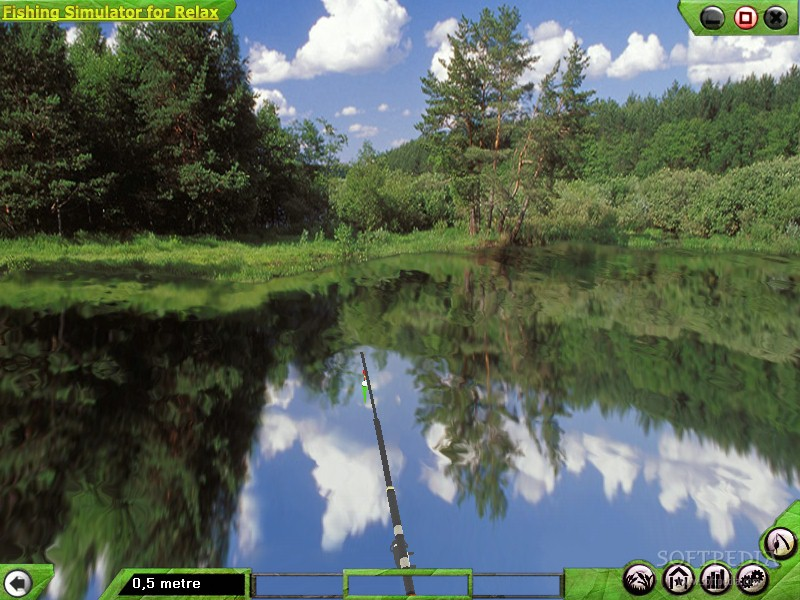 My online game fishing simulator for relax and pro bass for Free online fishing games