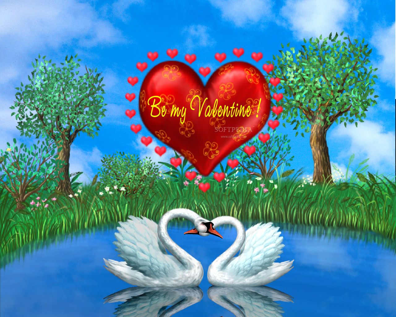 3d - love wallpaper - 3d image, love picture | beautiful eidcard