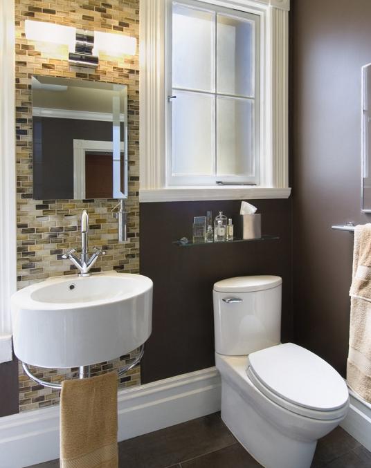 ideias decoracao banheiro pequeno – Doitricom -> Decoracao De Banheiro Pequeno