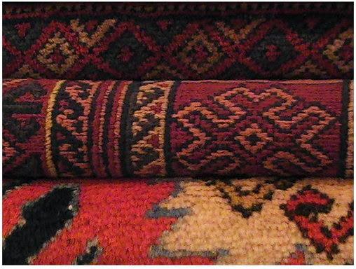 Limpiar alfombra decorar tu casa es - Como limpiar las alfombras en casa ...