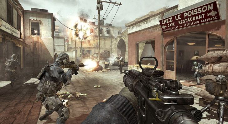 Call of Duty 4 modern warfare 1 free download full version for pc