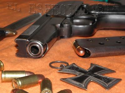 Pistolas de vista de pistola Ps90