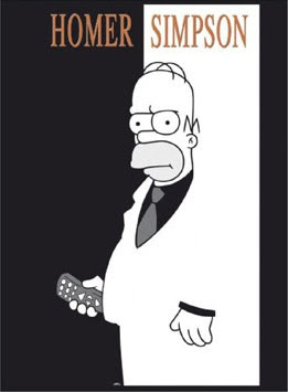  Homer Scarface Spoof 