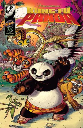 Aprender Aqui Facil Render Tigress Panda Kung Fu