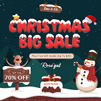 ROSEGAL BIG SALE