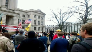2nd Amendment Rally At State Capitals Across America