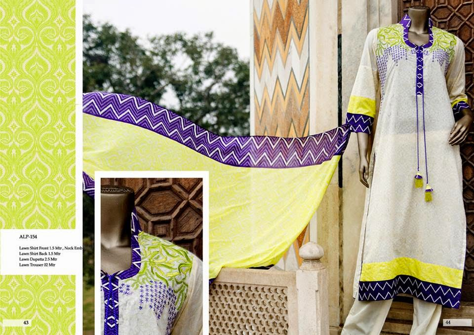 Almirah lawn collection 2015 with prices