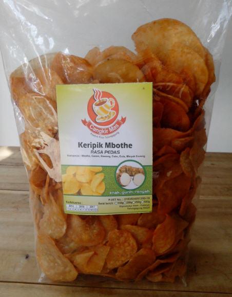 Kripik Mbote