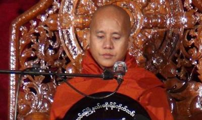 HEBOH! Tersebar Video Pidato Biksu Myanmar Tentang Islam