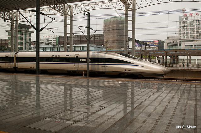 High speed rail network (China)