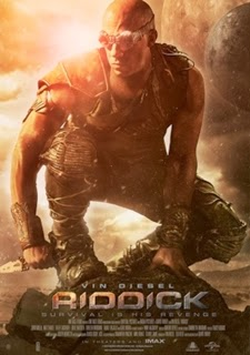 Riddick 3 - Torrent DVDRip Download (Riddick) (2013) Dublado