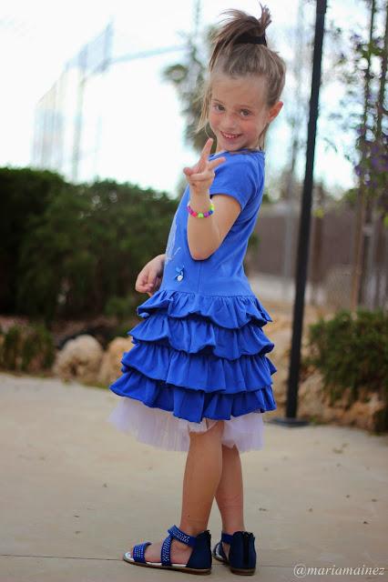 Little blogger - Fashion little blogger - Le chic - Junior Babe - Streetstyle