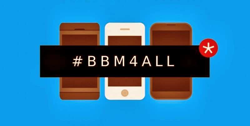 Wow! Official BBM For Android Gingerbread Sudah Rilis!