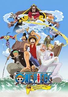 One Piece Movie 2 | One Piece: Nejimaki Jima No Daibouken [bd]