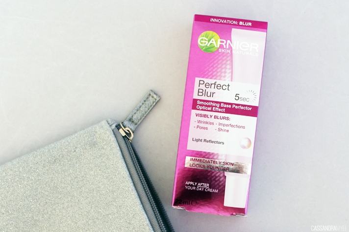 GARNIER // Perfect Blur 5 Sec Smoothing Base Perfector | Review - CassandraMyee