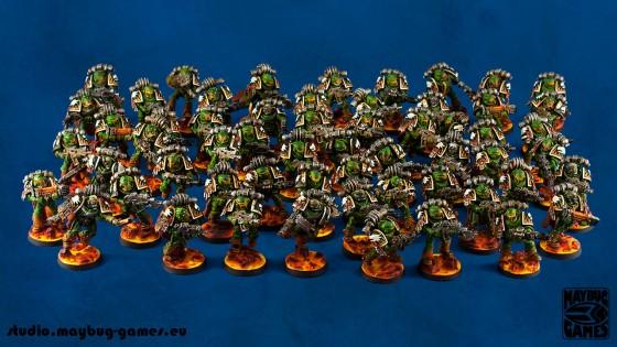 Escuadra táctica de salamandras
