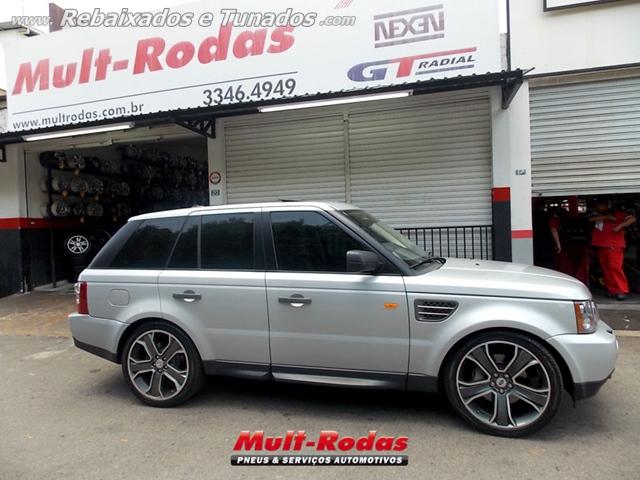 Range Rover DUB