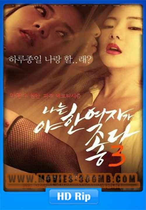 [18+] I Like Women 3 2015 HDRip 720p 500MB Poster