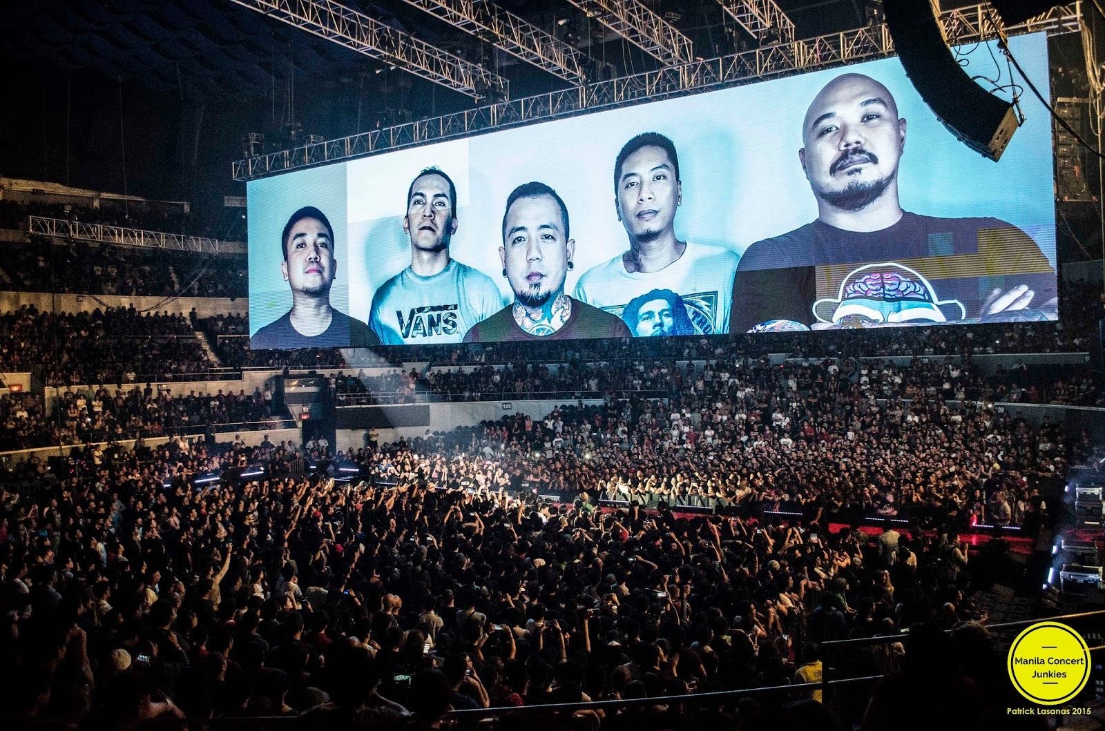 Manila Concert Junkies: 15 years of great music with Kamikazee #KamikazeeHulingSayaw