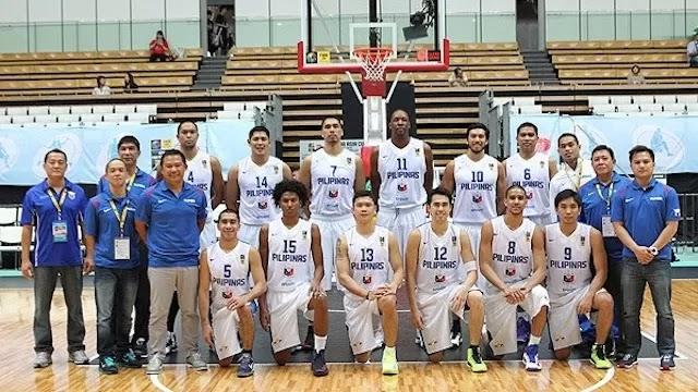 FIBA Asia Smart Gilas Pilipinas national basketball team