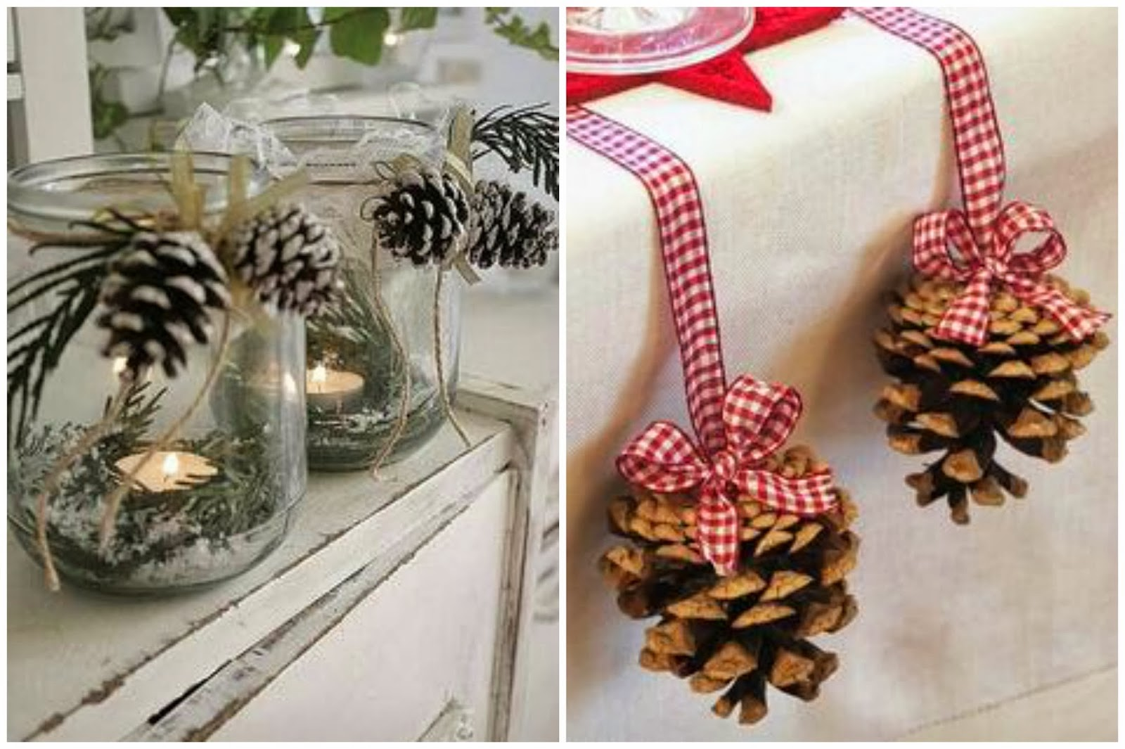 Amoriosdelamoda diy ideas para navidad - Como hacer cosas para navidad ...