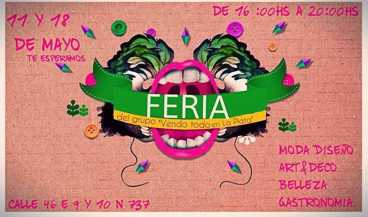 Nueva Edici N De La Feria Del Grupo Vendo Todo En La Plata