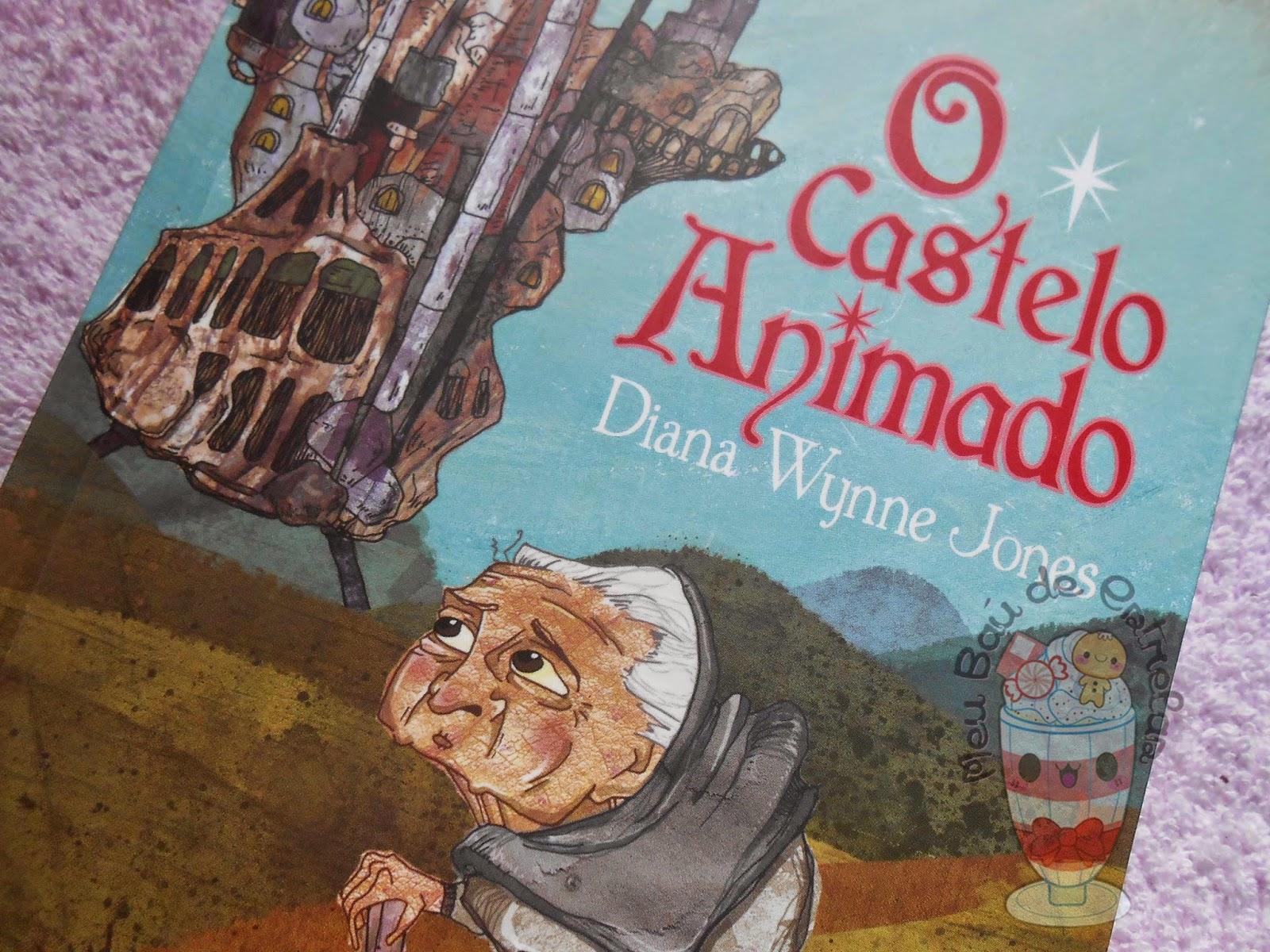 Resenha Livro: O Castelo Animado - Baú de estrelas