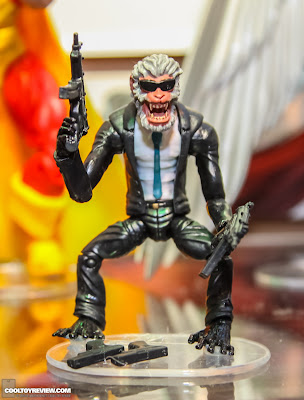 Hasbro 2013 Toy Fair Display Pictures - Marvel Legends - Hit-Monkey Build-A-Figure