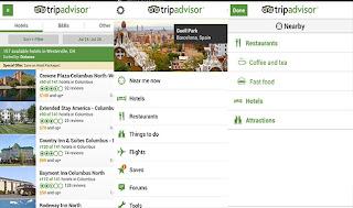 android app TripAdvisor