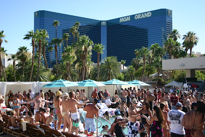 Wet Republic Party, Las Vegas