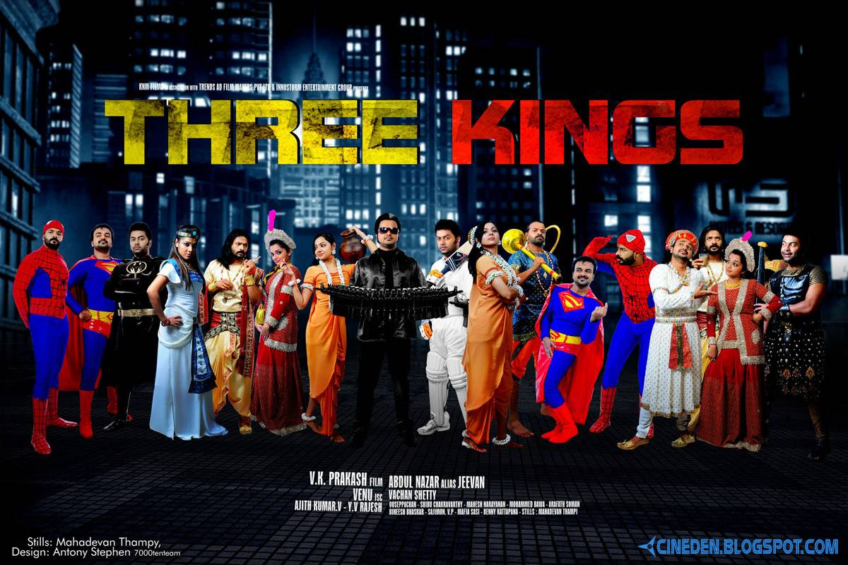 Three Kings (2011) - Malayalam Movie Review