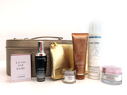 Today's Woman Now: Win a Lancome gift basket from Dillard's!
