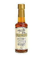 Busha Browne's Spicy Hot Pepper Sherry