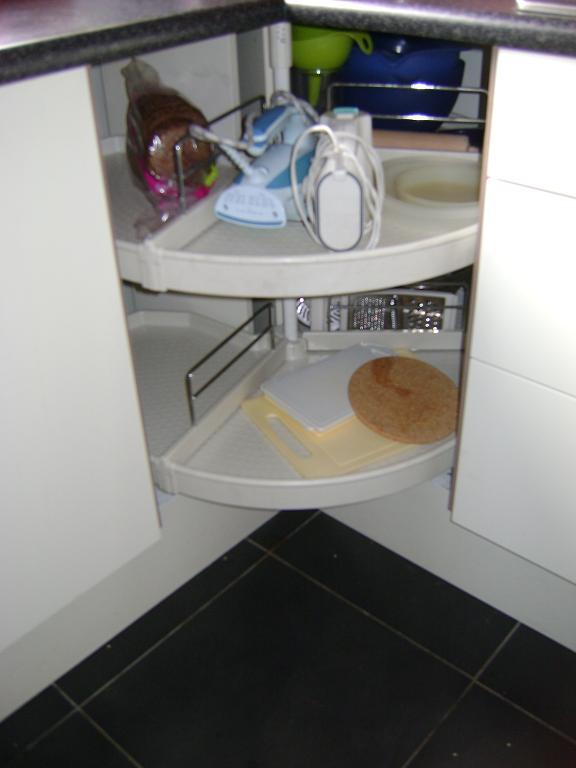 Draaikast keuken