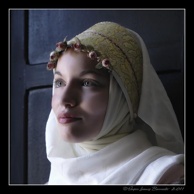 Obidos retrato Medieval