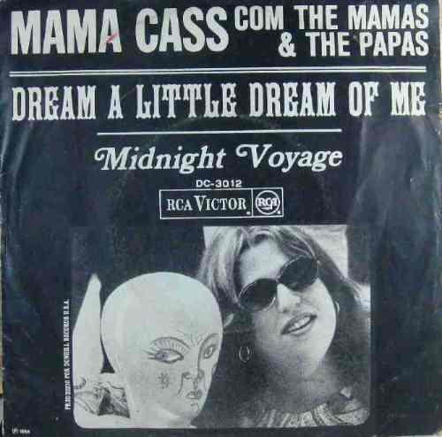International Pop in Brazil: MAMAS & PAPAS in Brazil 1966 - 1968